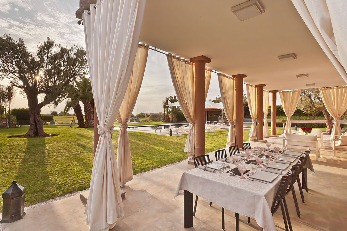 Villa Luna Villa de luxe u00e0 Marrakech u00e0 louer